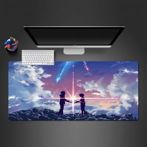 Anime Designs - Together - Mouse Pad 350x250x2mm Official Anime Mousepad Merch