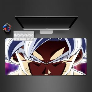Dragon Ball - Goku Face to Face - Mouse Pad 350x250x2mm Official Anime Mousepad Merch