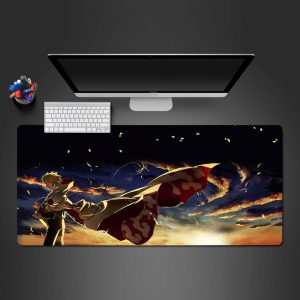 Naruto - Alone - Mouse Pad 350x250x2mm Official Anime Mousepad Merch