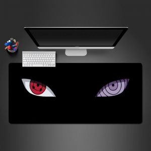 Naruto - Eyes - Mouse Pad 350x250x2mm Official Anime Mousepad Merch