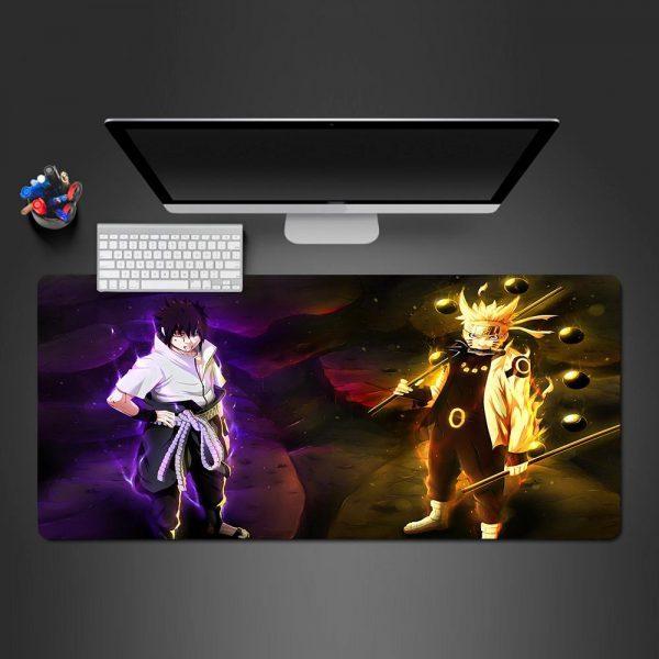 Naruto - Uzumaki - Mouse Pad 350x250x2mm Official Anime Mousepad Merch