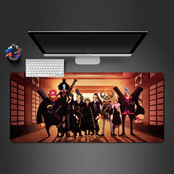 One Piece - Crew - Mouse Pad 350x250x2mm Official Anime Mousepad Merch