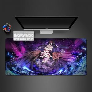 Overlord - Albedo Wings - Mouse Pad 350x250x2mm Official Anime Mousepad Merch