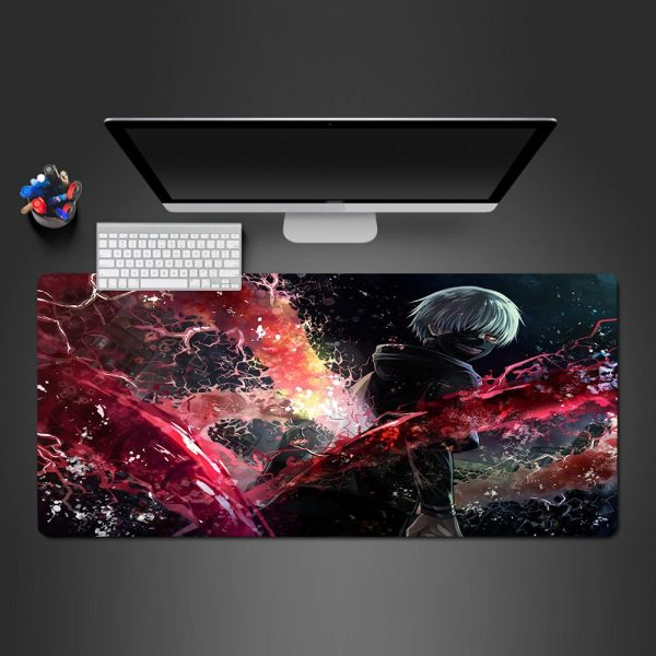 Tokyo Ghoul - Looking Back - Mouse Pad 350x250x2mm Official Anime Mousepad Merch