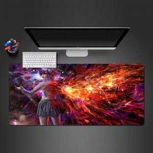 Tokyo Ghoul - Touka Wing - Mouse Pad 350x250x2mm Official Anime Mousepad Merch