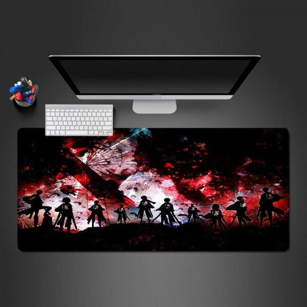 Attack on Titan - Shatter - Mouse Pad 350x250x2mm Official Anime Mousepad Merch