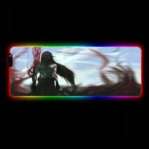 Bleach - Mugetsu Ichigo - RGB Mouse Pad 350x250x3mm Official Anime Mousepad Merch