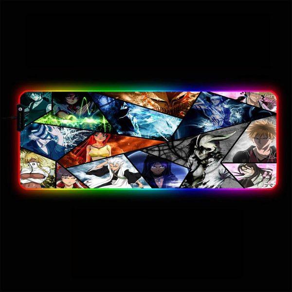 Bleach - Mozaic - RGB Mouse Pad 350x250x3mm Official Anime Mousepad Merch