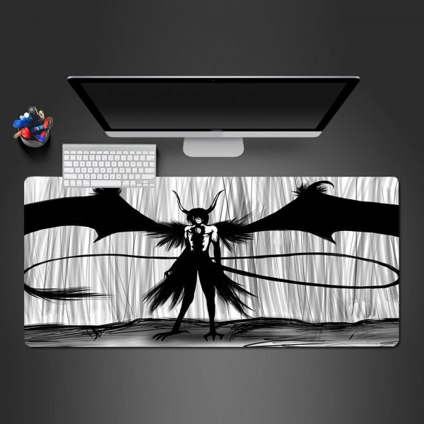 Bleach - Ulquiorra Drawing - Mouse Pad 350x250x2mm Official Anime Mousepad Merch