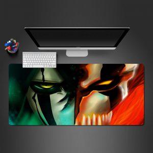 Ulquiorra / Vasto Lorde Ichigo Design Gamer Mouse Pad Large Computer Desk Mat XXL PC Gaming Mousepad 350x250x2mm Official Anime Mousepad Merch