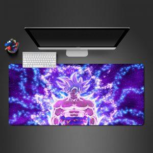 Dragon Ball - Goku Ultra Instinct Aura - Mouse Pad 350x250x2mm Official Anime Mousepad Merch