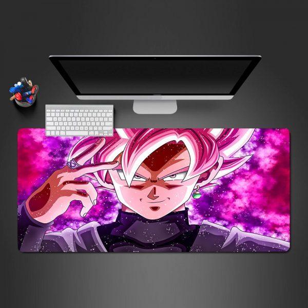 Dragon Ball - Rose Goku Black - Mouse Pad 350x250x2mm Official Anime Mousepad Merch
