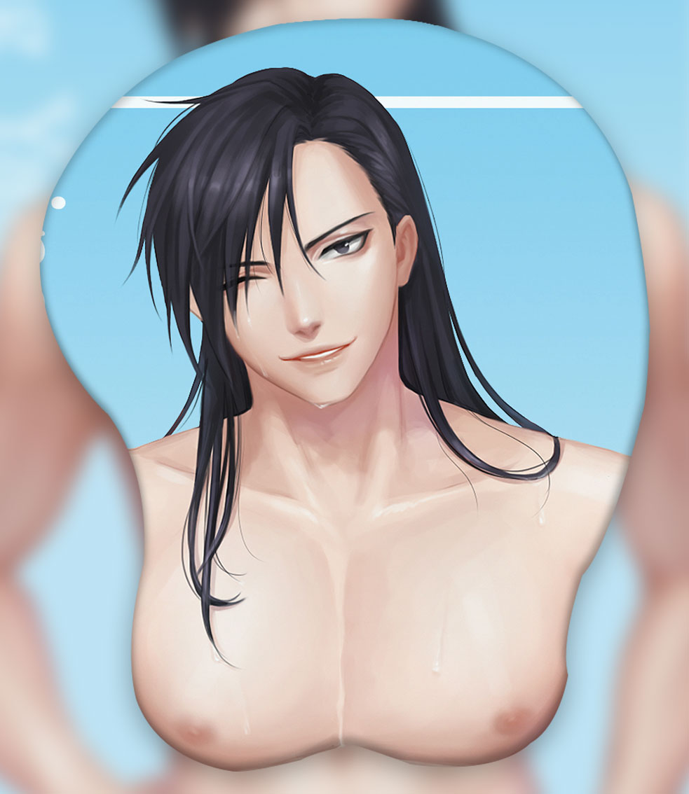 ling yao 3d oppai mouse pad 7464 - Anime Mousepads