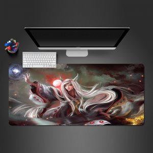 Naruto - Kaguya Otsutsuki - Mouse Pad 600x300x2mm Official Anime Mousepad Merch