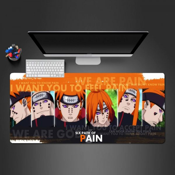 Naruto Designs - Pain - Mouse Pad 350x250x2mm Official Anime Mousepad Merch
