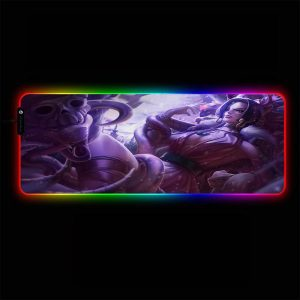 One Piece - Boa Hancock - RGB Mouse Pad 350x250x3mm Official Anime Mousepad Merch