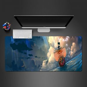 One Piece - Boat - Mouse Pad 350x250x2mm Official Anime Mousepad Merch