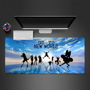 One Piece - New World - Mouse Pad 350x250x2mm Official Anime Mousepad Merch