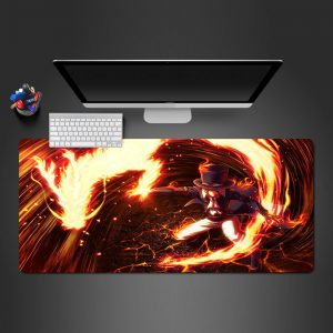 One Piece - Sabo - Mouse Pad 350x250x2mm Official Anime Mousepad Merch