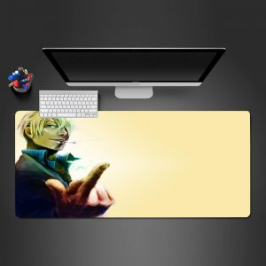 One Piece - Sanji - Mouse Pad 350x250x2mm Official Anime Mousepad Merch