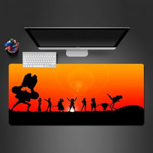 One Piece - Silhouette - Mouse Pad 350x250x2mm Official Anime Mousepad Merch