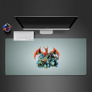 Pokemon - 03 - Mouse Pad 600x300x2mm Official Anime Mousepad Merch