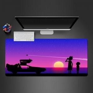 Cartoon Designs - Sunset - Mouse Pad 600x300x2mm Official Anime Mousepad Merch