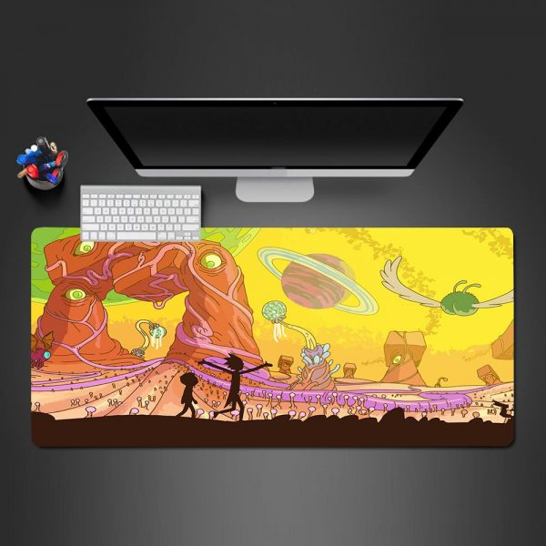 Cartoon Designs - View - Mouse Pad 600x300x2mm Official Anime Mousepad Merch