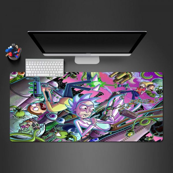 Cartoon Designs - Other World - Mouse Pad 600x300x2mm Official Anime Mousepad Merch