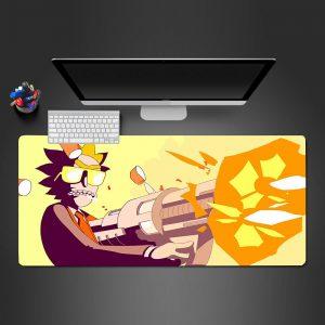Cartoon Designs - Shoot - Mouse Pad 600x300x2mm Official Anime Mousepad Merch