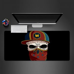 Skullz - Mouse Pad 600x300x2mm Official Anime Mousepad Merch
