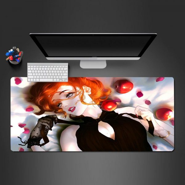 Snow White - Mouse Pad 600x300x2mm Official Anime Mousepad Merch