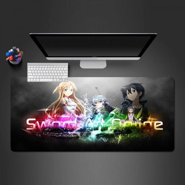 Anime Designs - Sword Art Online - Mouse Pad 350x250x2mm Official Anime Mousepad Merch