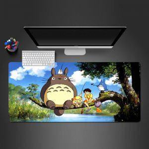 Anime Designs - Totoro - Mouse Pad Totoro / 600x300x2mm Official Anime Mousepad Merch