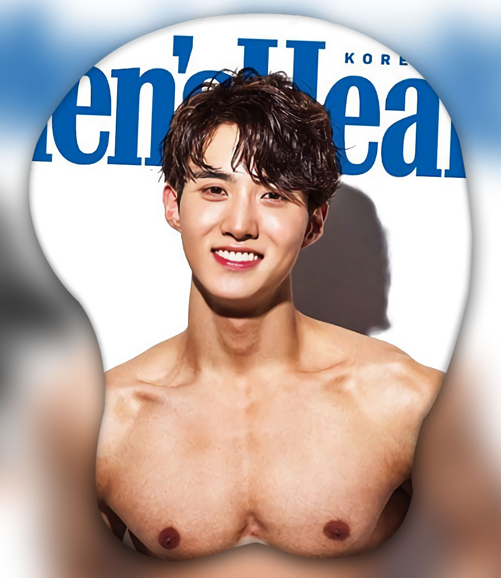 yeo one 3d oppai mouse pad 3162 - Anime Mousepads